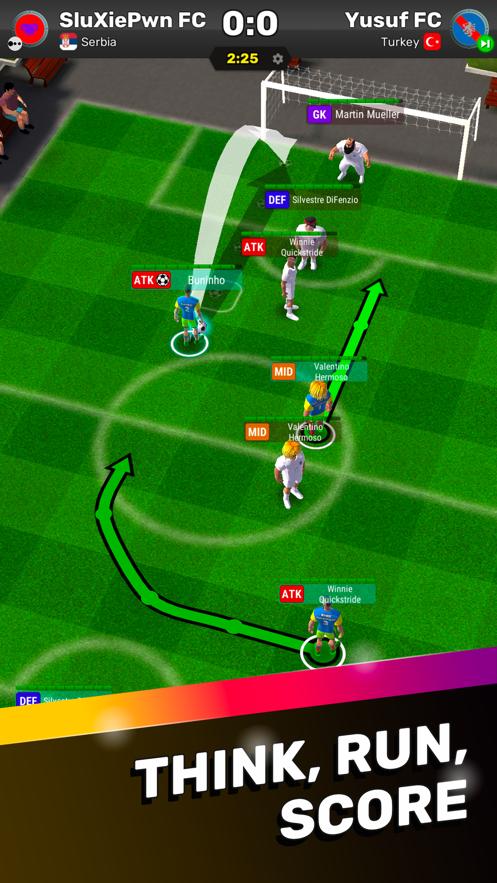 足球战术竞技场安卓版 V2.38.5