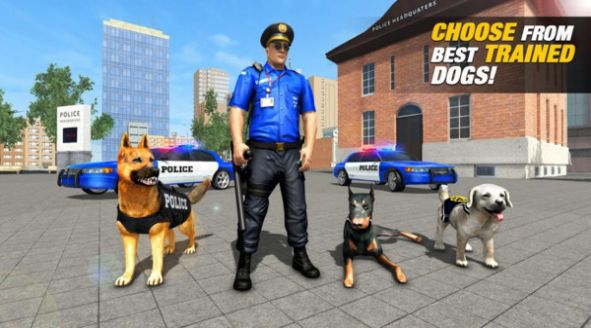警犬执勤模拟器安卓版 V1.0.10