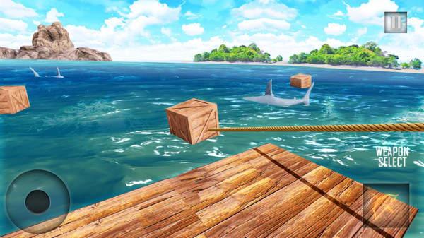 木筏模拟生存