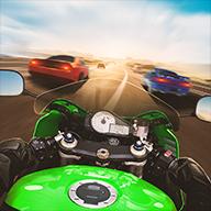 摩托车骑手公路交通安卓版 V1.0
