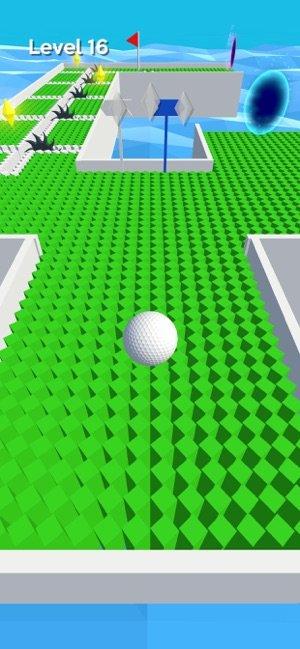 海绵高尔夫安卓版 V1.0