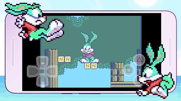 疯狂兔子冒险安卓版 V1.0.1