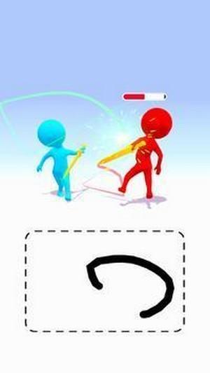 指尖绘画战斗安卓版 V1.0.4