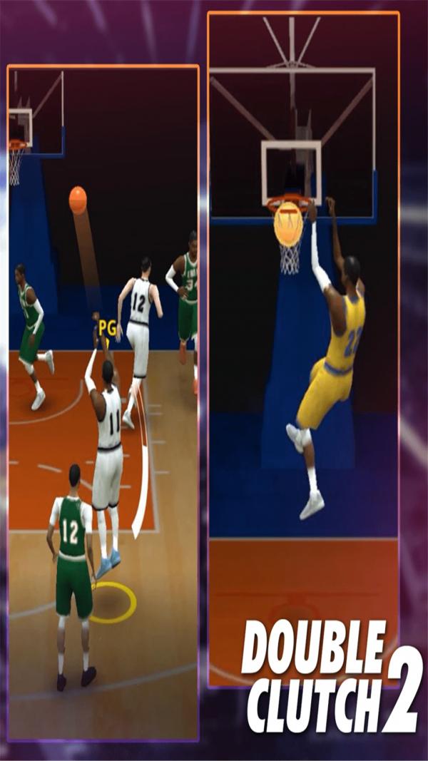 NBA模拟器