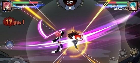 火柴人勇士超级龙影搏斗安卓版 V1.1.1