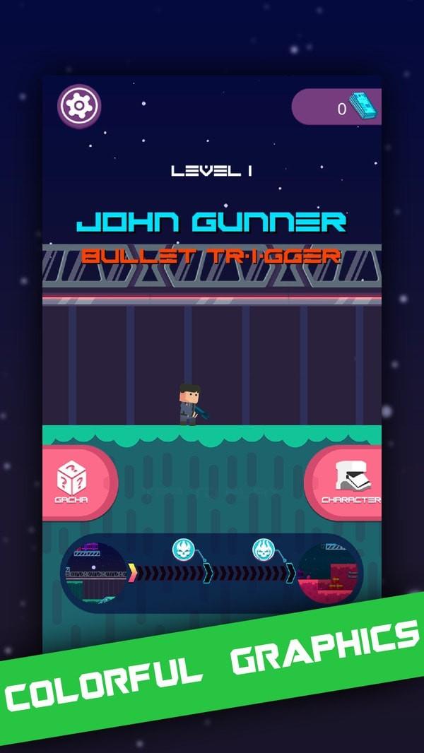 神枪手约翰安卓版 V1.0.0