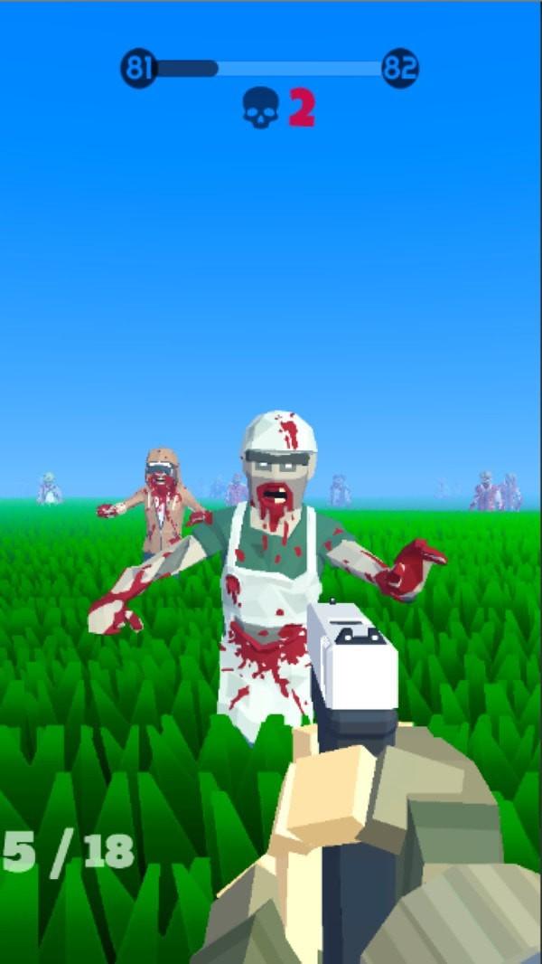 像素僵尸岛安卓版 V1.1