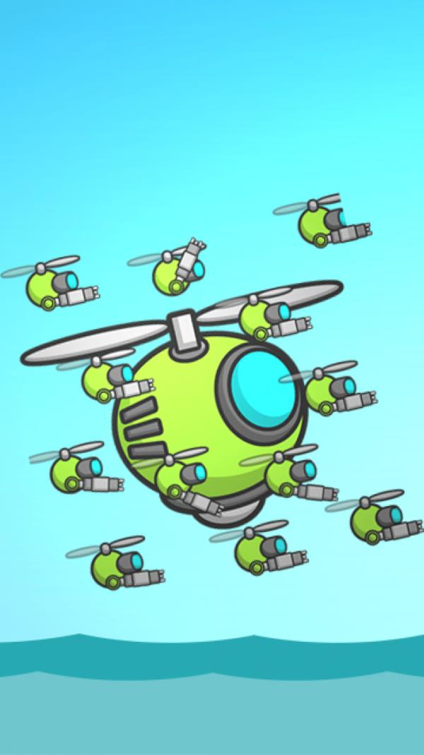 无人机驾驶战争安卓版 V10.0