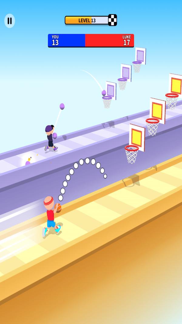 奔跑篮球安卓版 V1.0.4