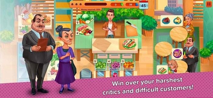 美味餐厅模拟器游戏安卓版 V04.12.37