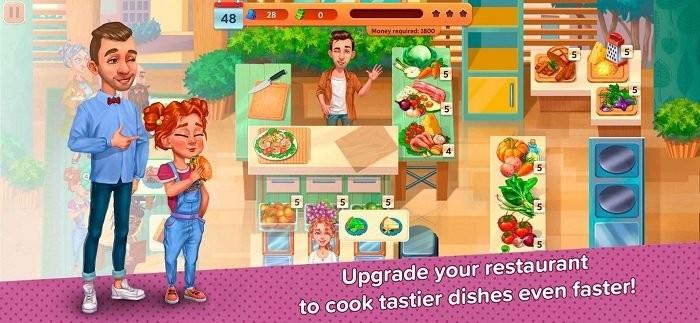 美味餐厅模拟器