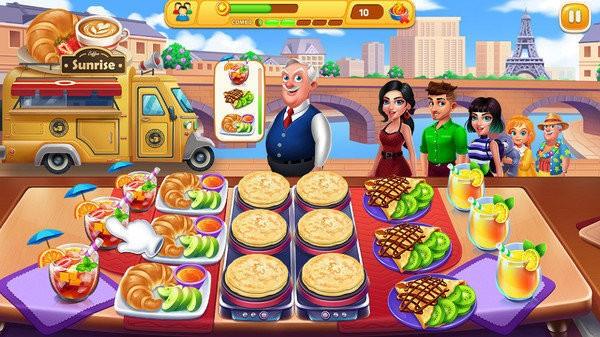 美食大当家游戏安卓版 V1.0.0