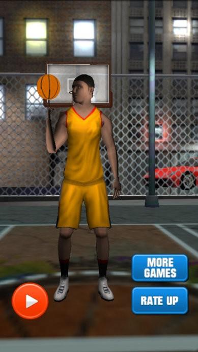 街头freestyle篮球游戏安卓版 V1.3