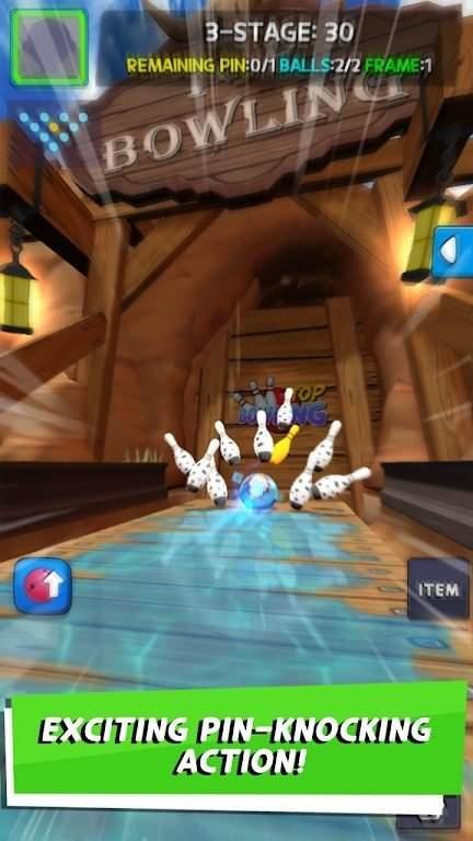 神奇的3D保龄球安卓版 V2.0