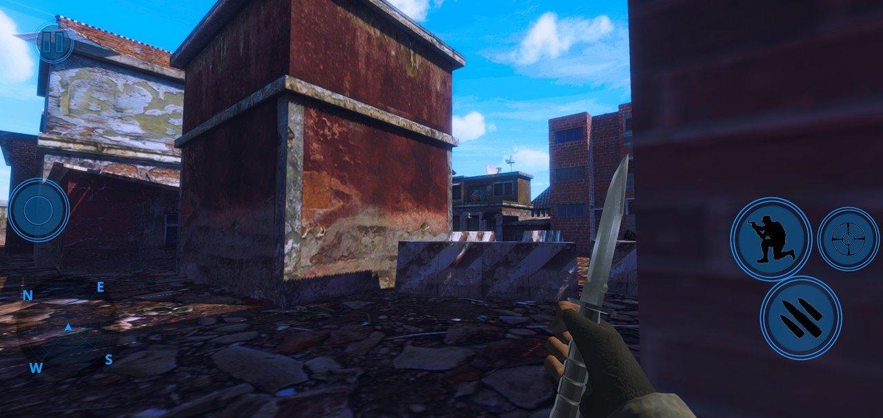 寒冷的城市战争手游最新版 V1.0
