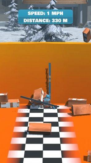斜坡滑雪手游安卓版 V0.3