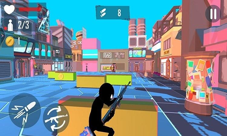 火柴人战场生存游戏安卓版 V1.0