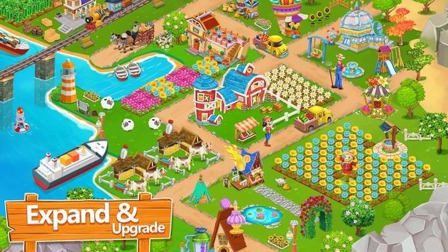 农场花园城市app中文安卓版 V1.2.9